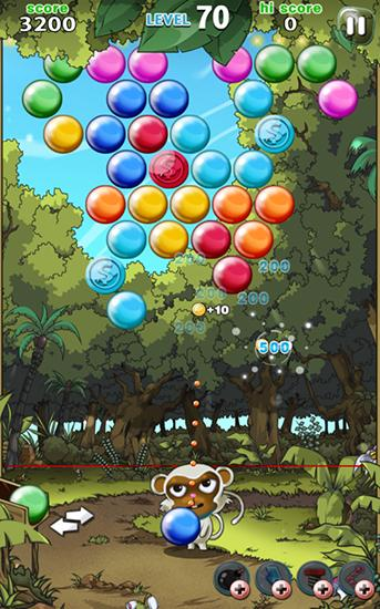 Bubble shooter: Friends für Android