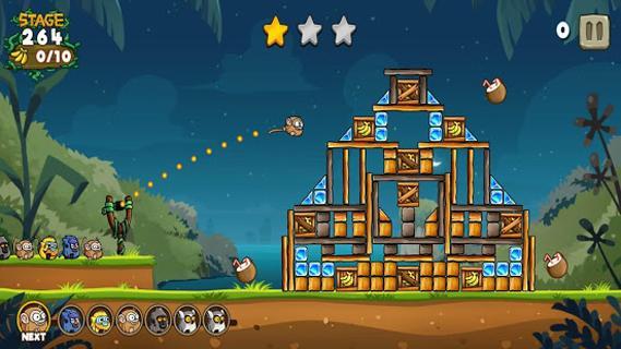 Catapult Quest capture d'écran 1