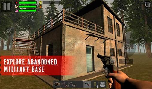 The survivor: Rusty forest captura de pantalla 1