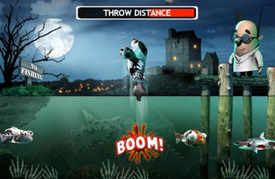 Apocalypse Zombie Fish for iPhone