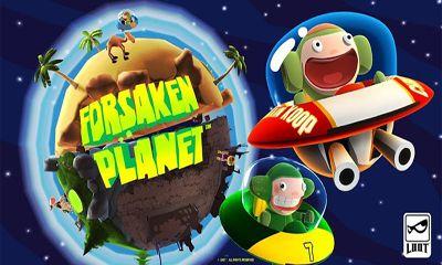 Forsaken Planet icon