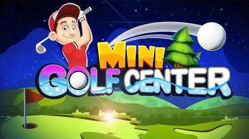 Mini golf centercapturas de pantalla
