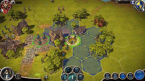Onlinespiele: Lade Battlelore: Command auf dein Handy herunter