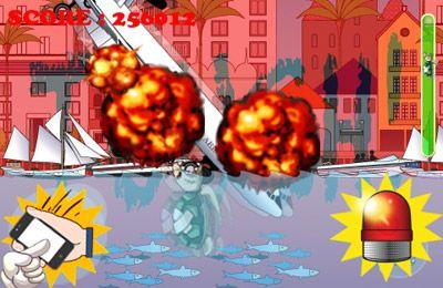 Arcade-Spiele: Lade Wütende Schildkröten auf dein Handy herunter