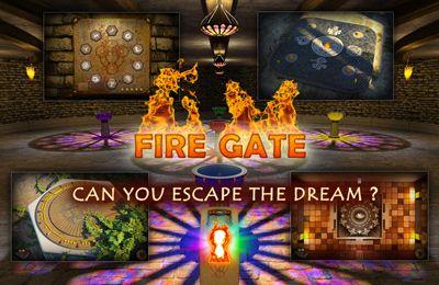 логотип Воображаемый мир: Огненные врата