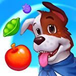 Backyard bash: New match 3 pet game icono