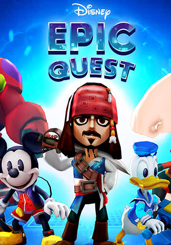 Disney epic quest captura de tela 1