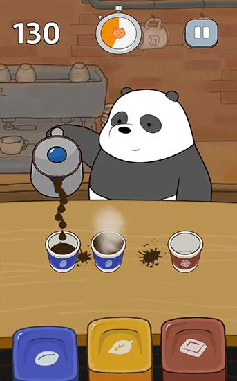 Free fur all: We bare bears для Android