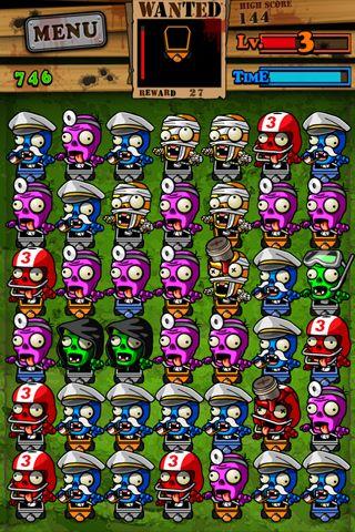 Begehrte Zombies auf Deutsch