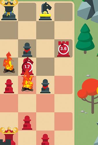 Schach-Spiele Chezz auf Deutsch