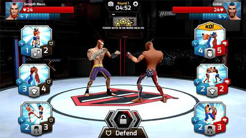 MMA federation for Android