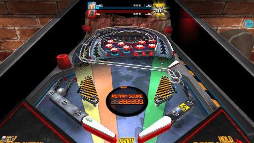 Brettspiele Pinball king für das Smartphone