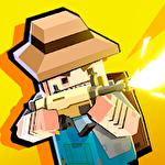 Pixel block gunner online Symbol