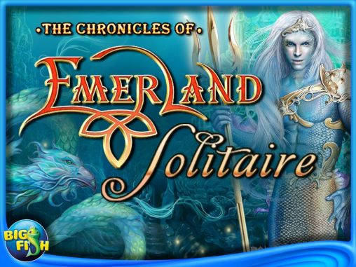 The chronicles of Emerland: Solitaire скриншот 1