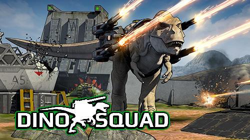 Capturas de tela de Dino squad