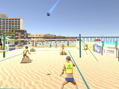 Beach volleyball 2016 для Android