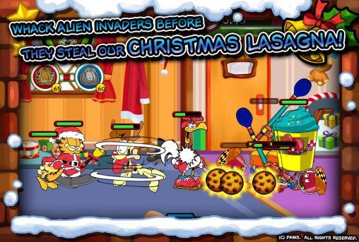 Garfield saves the holidays für Android