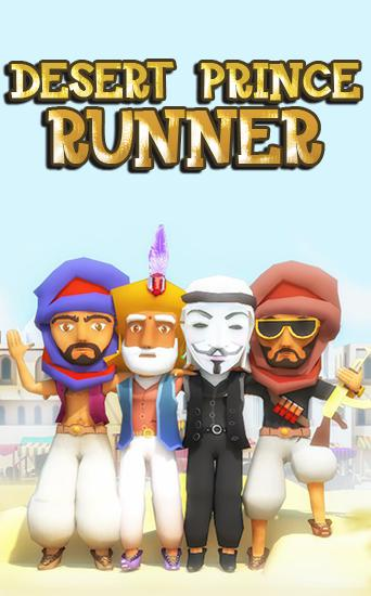 Desert prince runner Screenshot