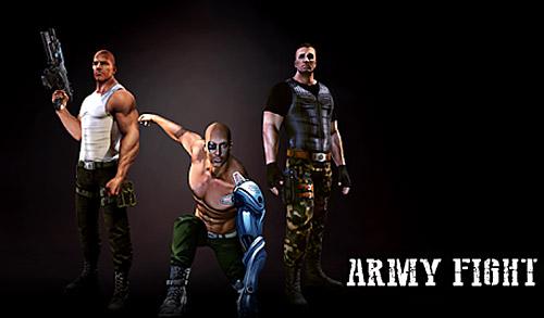 Army fight Screenshot