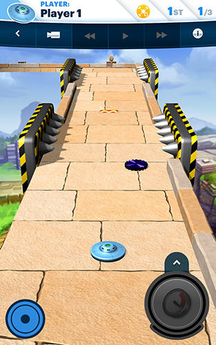 Disc drivin' 2 Screenshot