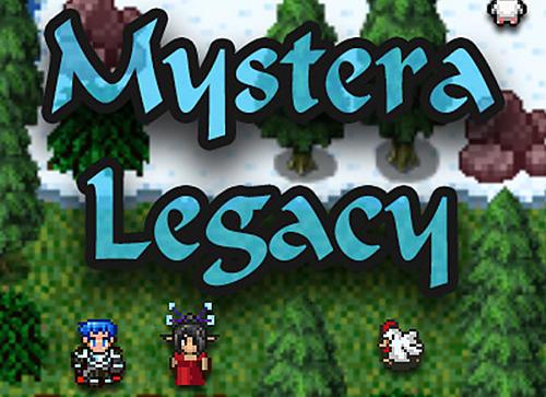 Mystera legacy: MMORPG sandbox captura de pantalla 1