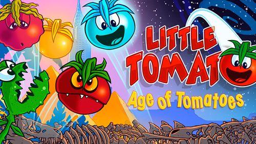 logo Petite tomate: Ere des tomates