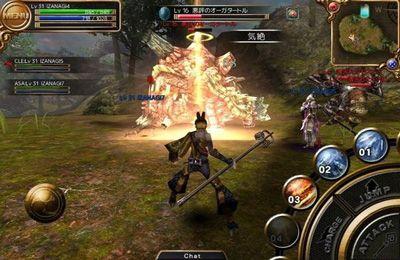 Kämpfen: Lade Izanagi Online Samurai Ninja auf dein Handy herunter