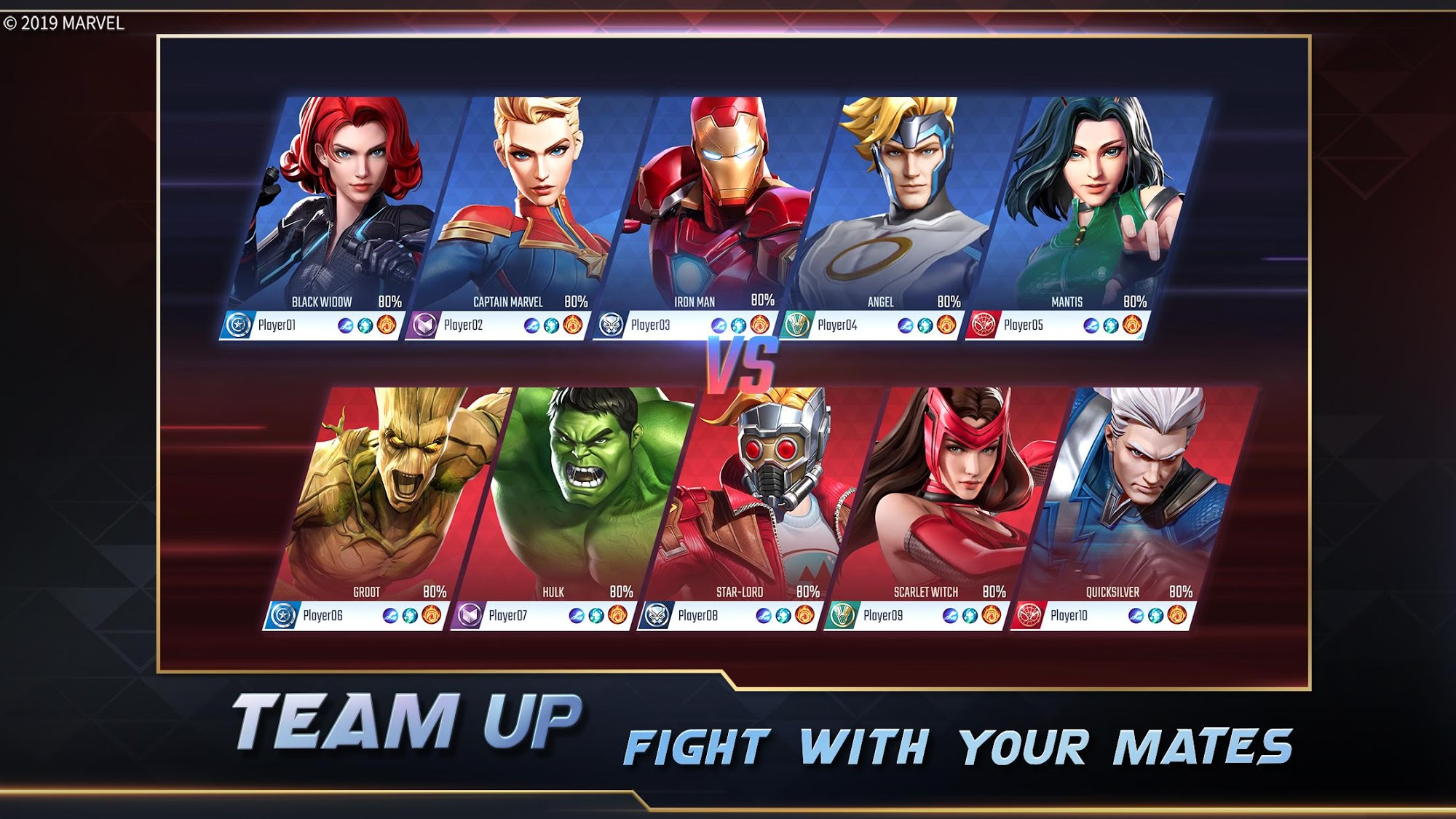 MARVEL Super War screenshot 1