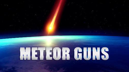 Meteor guns icon