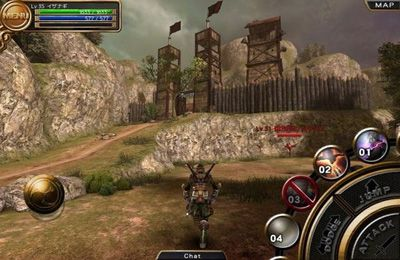 Izanagi Online Samurai Ninja auf Deutsch