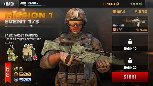 Range shooter Screenshot
