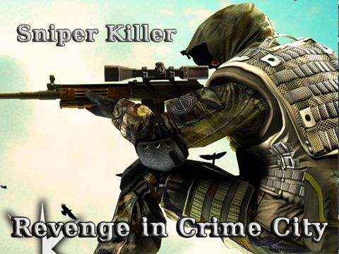 logo Sniper killer: Revenge in crime city