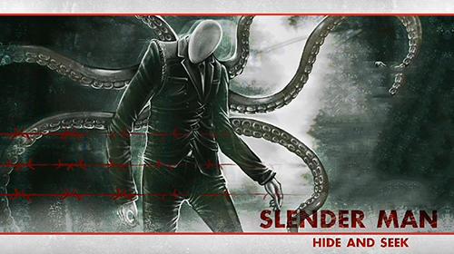 Slenderman: Hide and seek online captura de pantalla 1