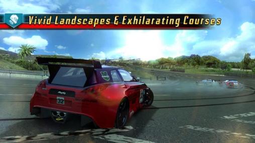 Скріншот Ridge racer: Slipstream на iPhone