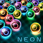 Magnetic balls 2: Glowing neon bubbles іконка