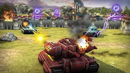 Panzer Tank destruction: Multiplayer auf Deutsch