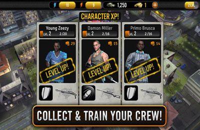 Action games Mobsters & Gangstas