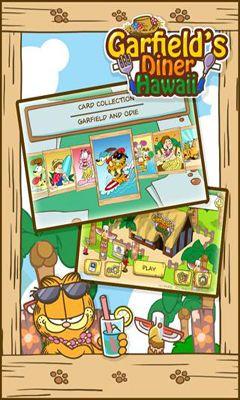 Garfield's Diner Hawaii für Android