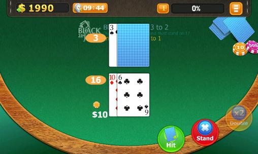 Blackjack 21: Classic poker games для Android