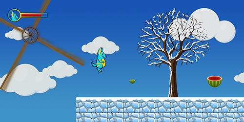 Molly platformer Screenshot