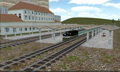 Train Sim für Android