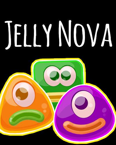 Jelly nova: Match 3 space puzzle Screenshot