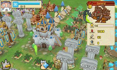 RPG-Spiele Little Empire für das Smartphone