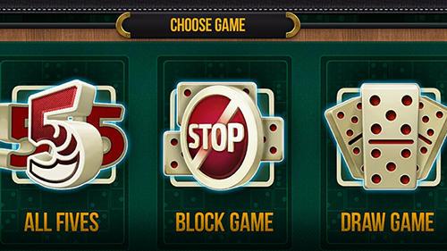 Domino-Spiele Domino! Dominoes online auf Deutsch