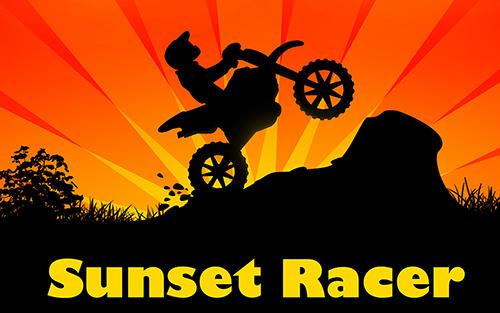 Sunset bike racer: Motocross Screenshot