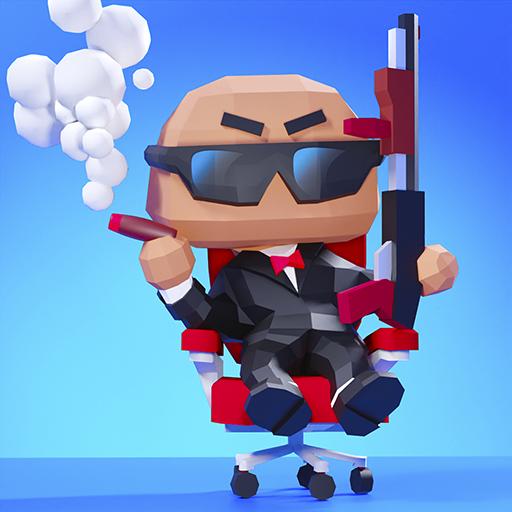 Gun Chair icône