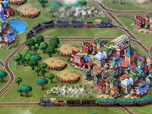 Strategie Steampower 1830: Railroad tycoon für das Smartphone