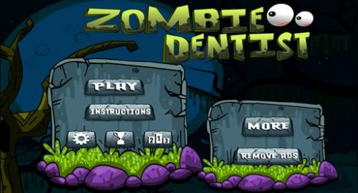 Arcade: Lade Zombie-Zahnarzt auf dein Handy herunter