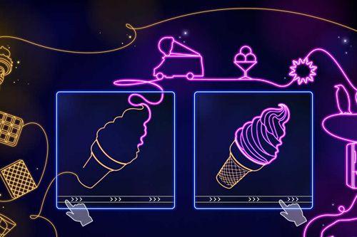 Arcade-Spiele: Lade Finde die Linie auf dein Handy herunter