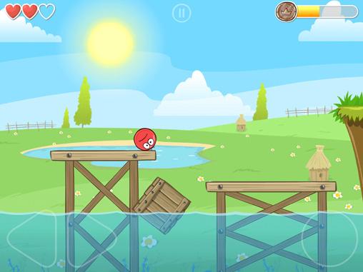 Arcade-Spiele: Lade Roter Ball 4 auf dein Handy herunter